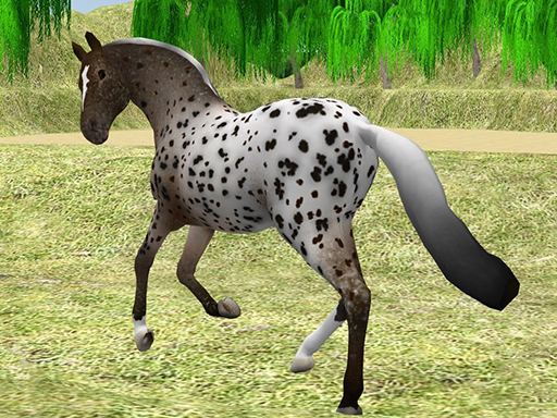 Jumpy Horse Breeding